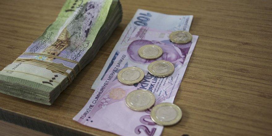 Suriye'de Güvenli Para Birimi Türk Lirası Oldu