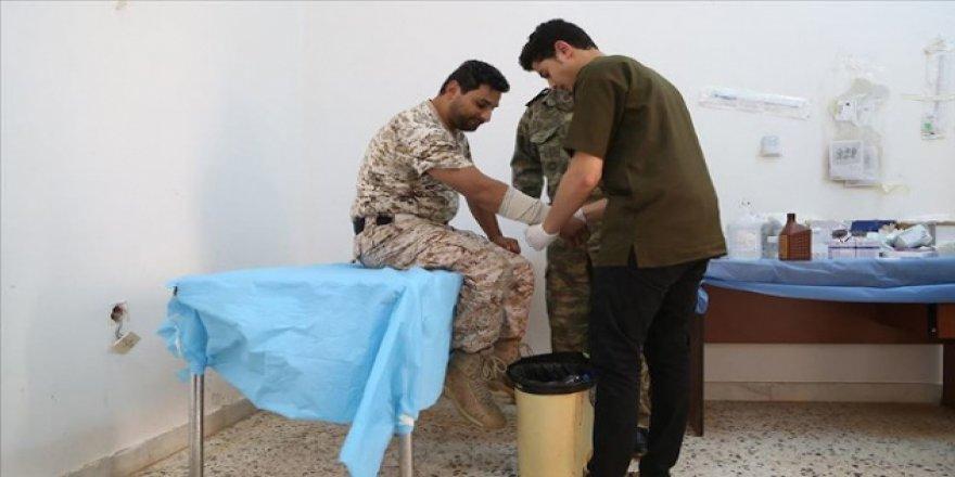 Libya'da Hayat Kurtaran Sağlık Çalışanları da Hafter'in Hedefinde