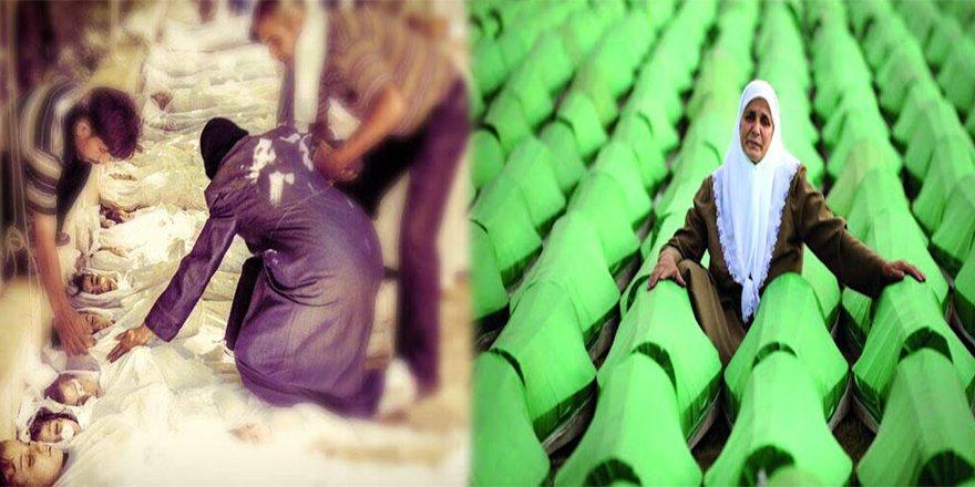 Suriye'den Kaç Srebrenitsa Çıkacak!