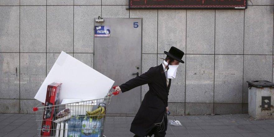 İsrail'de Son 24 Saatte 1681 Kişide Daha Kovid-19 Tespit Edildi