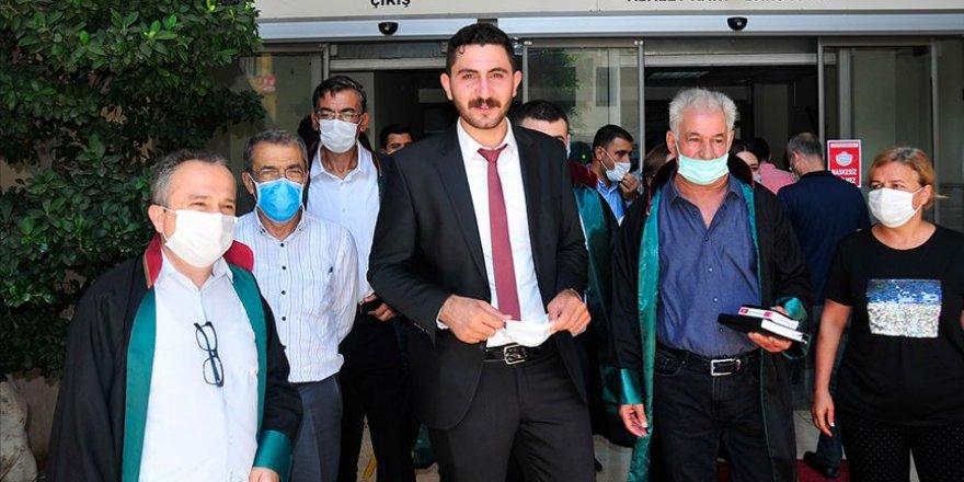 Vefa Grubu'na Saldırıyla İlgili CHP Yüreğir Gençlik Kolları Başkanı Hakim Karşısında