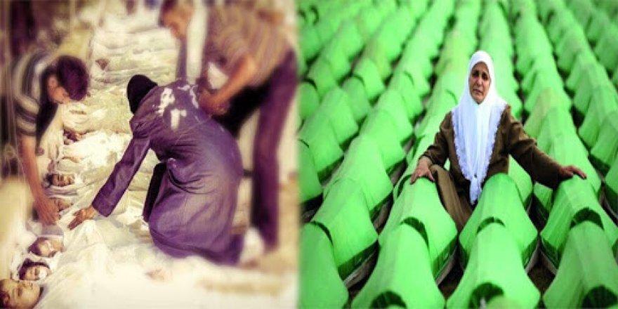 Srebrenitsa'nın Hayaleti Suriye'de