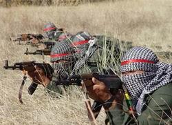 İranın PKKsı PJAK Silahlara Veda Etti