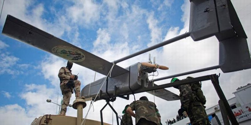 'Hamas, Ebabil-1 İHA'sını İsrail Savunma Bakanlığı Üzerinde Uçurdu'