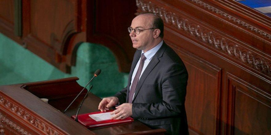 Tunus Başbakanı İstifasını Sundu