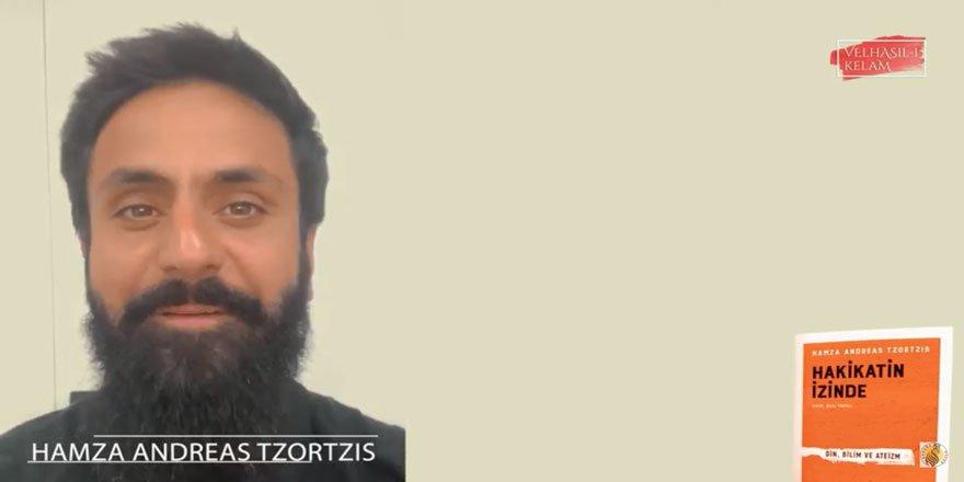 """Hamza Tzortzis """"Hakikatin İzinde"""" Kitabını Haksöz Okulu İçin Değerlendirdi"""