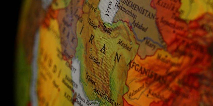 İran'da Rejim Karşıtı Gösteri Düzenlendi