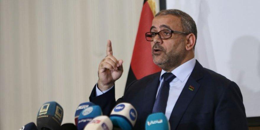"""""""Sisi'nin Tehditleri Libyalılar İçin Hiçbir Şey İfade Etmiyor"""""""