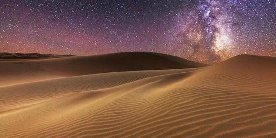 Korku ve Umut Duygusu Arasında Çöl