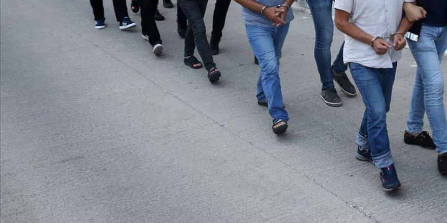 Diyarbakır'da PKK/KCK'ya Yönelik Operasyonda 5 Tutuklama