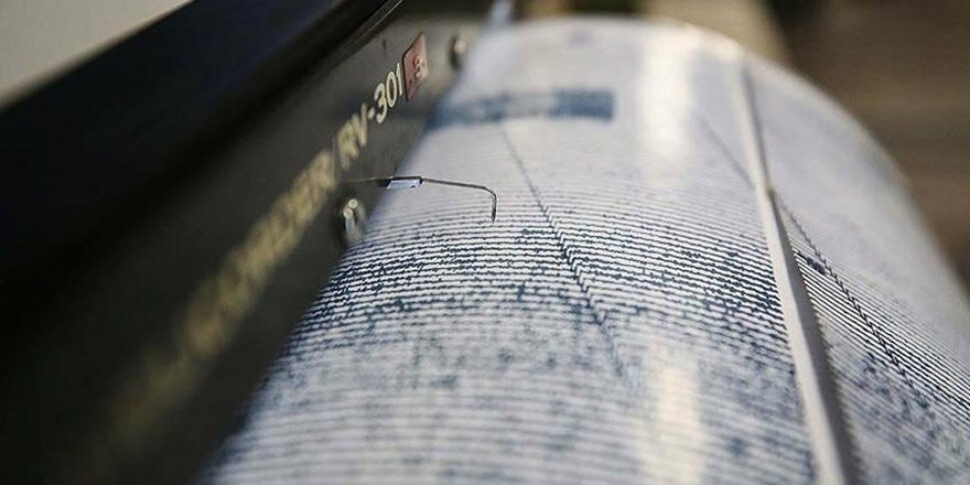 Kahramanmaraş'ta 3.9 Büyüklüğünde Deprem
