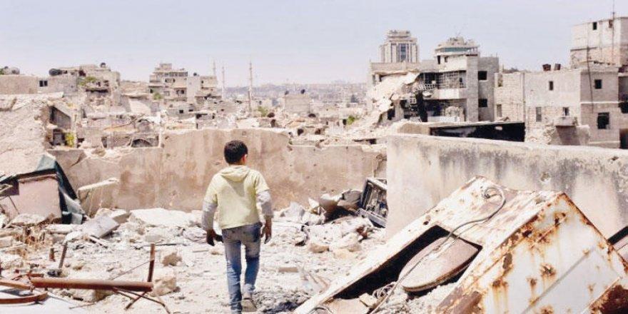 SNHR: Rusya ve Çin'in Vetoları, Suriye'deki Rejimin Yargılanmasına Engel