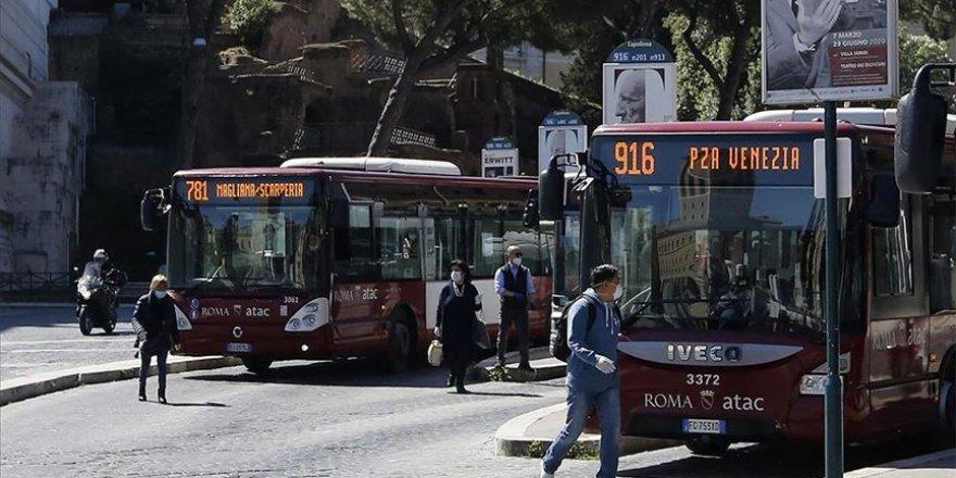 İtalya'da Kovid-19'dan Ölenlerin Sayısı 35 Bin 42'ye Yükseldi