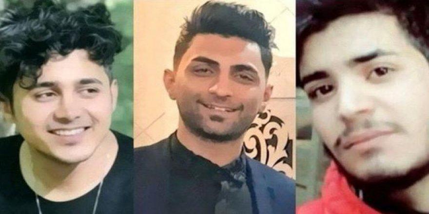 İran'da İdam Mahkumu Üç Gencin İnfazı, Sosyal Medya Kampanyasından Sonra Durduruldu