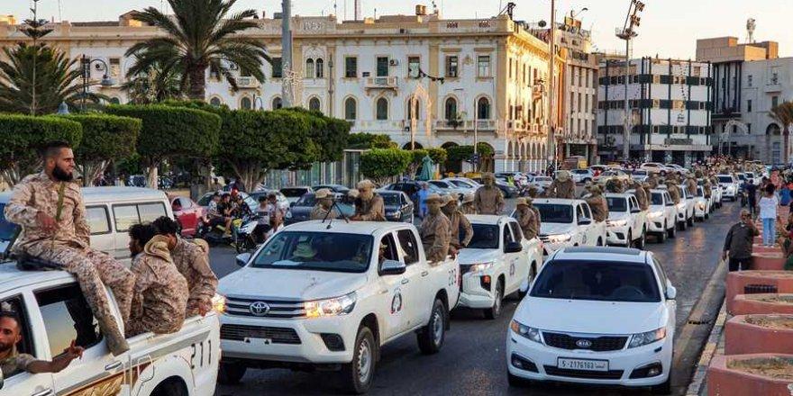 UMH'dan Sirte'ye Harekat Hazırlığı
