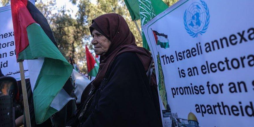 Hamas: Filistinlilerin Evlerinin Yıkılmasındaki Artış İlhak Planının Pratiğe Dökülmesidir