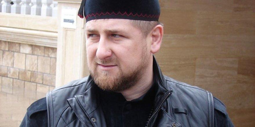ABD Rusya'nın Tetikçisi Kadirov'u Kara Listeye Aldı