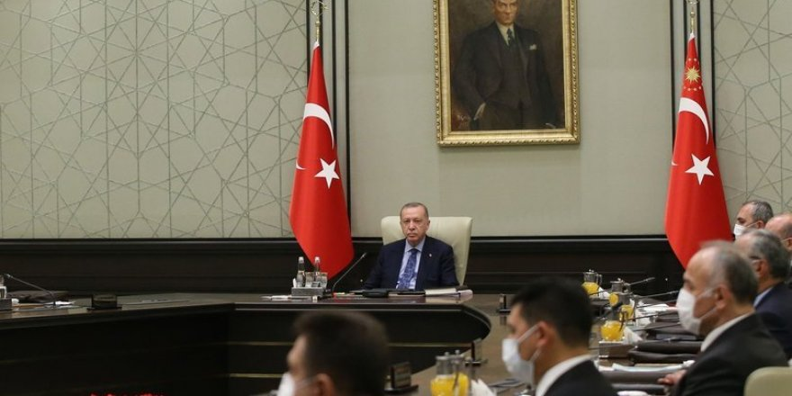 MGK bildirisinde Azerbaycan ve Libya vurgusu