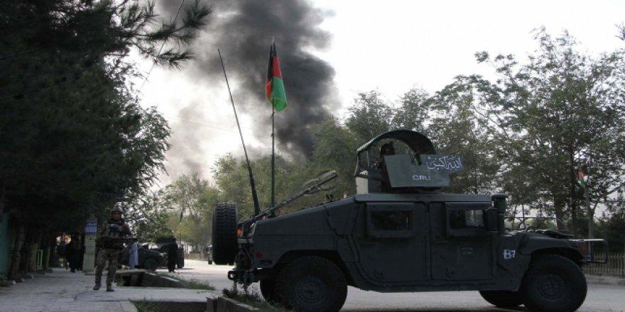 Afganistan'da hava saldırısında 8 sivil katledildi