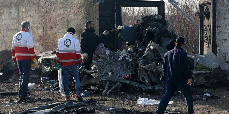 Fransa, Ukrayna uçağının karakutusunu İran'a iade etti