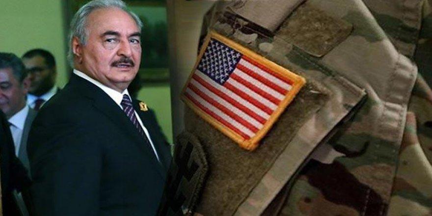 ABD Libya'da ikili oynamaya devam ediyor
