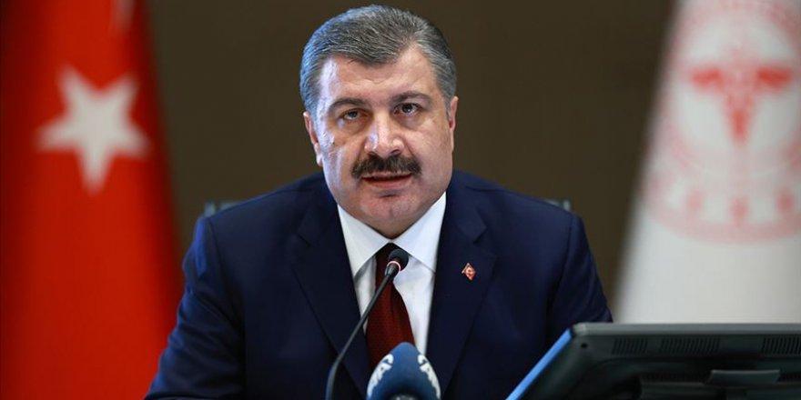 Fahrettin Koca'dan Kılıçdaroğluna aşı cevabı
