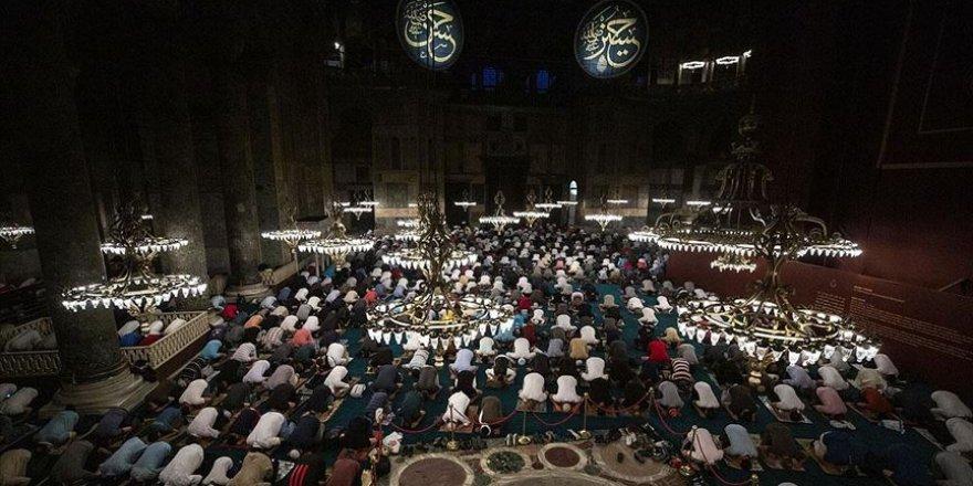 Pakistan Cemaat-i İslami'den Ayasofya tebriği