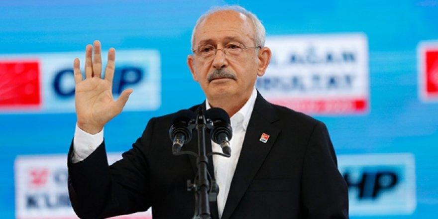 Kılıçdaroğlu, Sarıbal ve Tanrıkulu'nu Genel Başkan Başdanışmanı olarak atadı