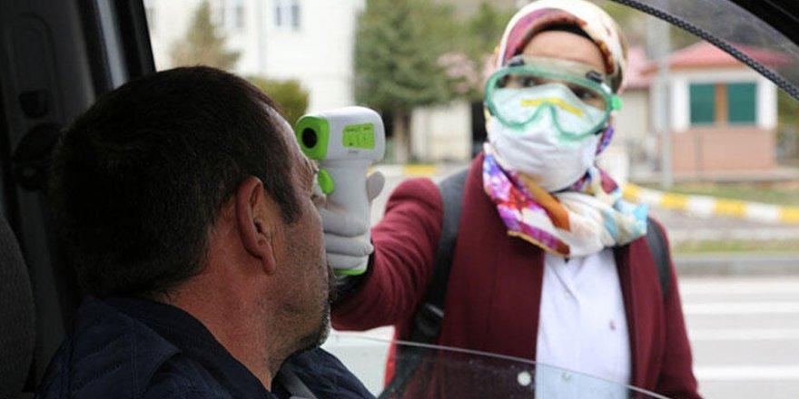 Sivas'ta bir köye giriş çıkışlar yasaklandı