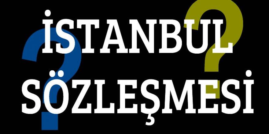 İstanbul Sözleşmesi kutsal metin mi?