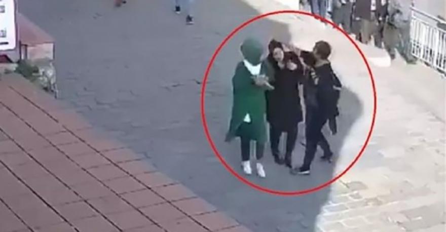 Karaköy'de Başörtülü Kadına Saldıran Kişinin Ceza Ertelemesi İptal Edildi