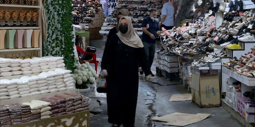 Irak'ta Kovid-19 nedeniyle bir günde 68 kişi hayatını kaybetti