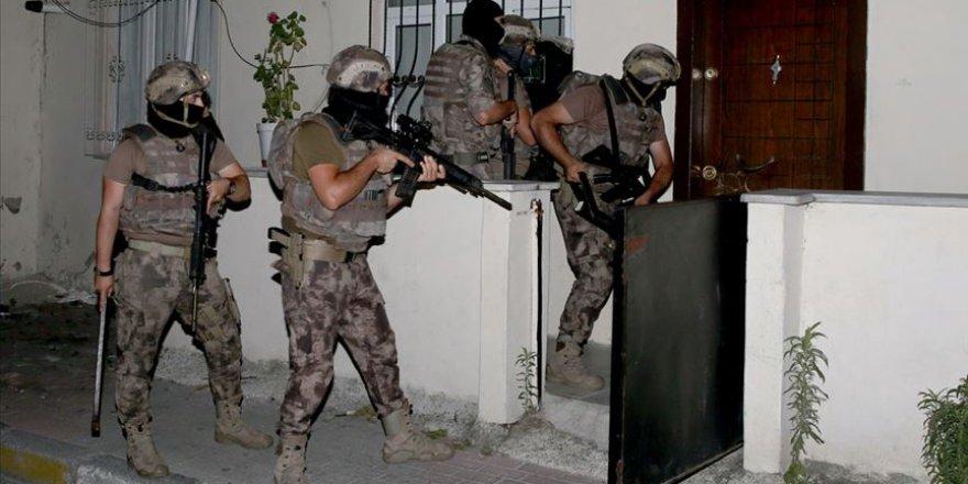 Son bir haftada uyuşturucu operasyonlarında 2 bin 668 şüpheli yakalandı