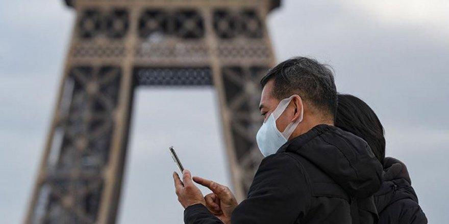 Fransa'da koronavirüsten 30 bin 238 kişi öldü