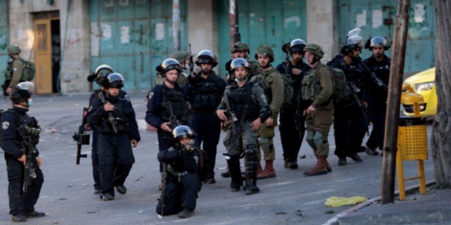 İsrail güçlerinin saldırılarında 7 Filistinli yaralandı