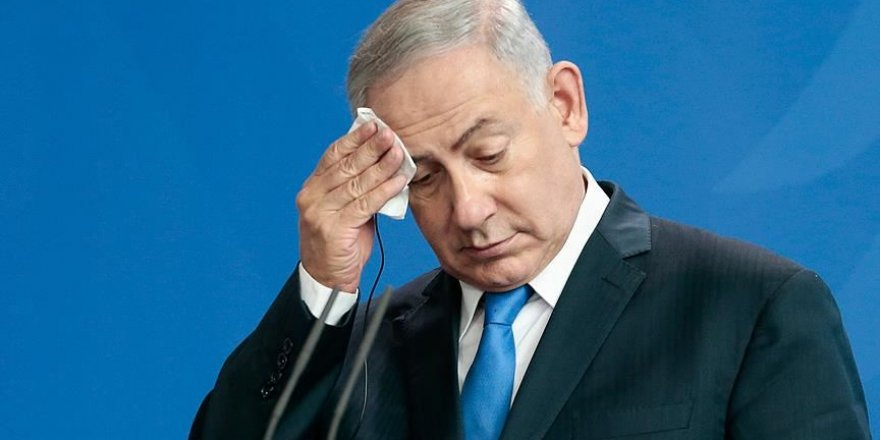 Siyonist İsrail'de Netanyahu karşıtı gösteriler sürüyor