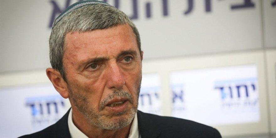 Siyonist Bakan Rafi Peretz koronaya yakalandı
