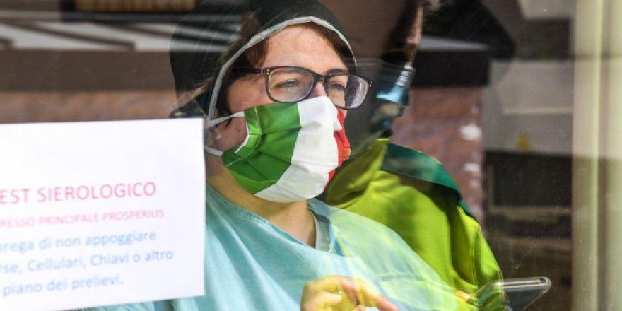 İtalya'da 1,4 milyon kişide koronavirüse karşı antikor gelişti
