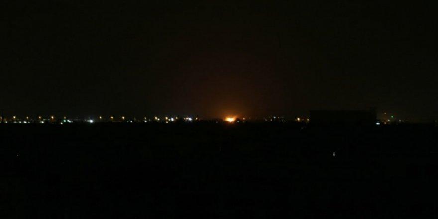 İran ve Esed, İsrail'in Saldırılarına Karşı Sessiz