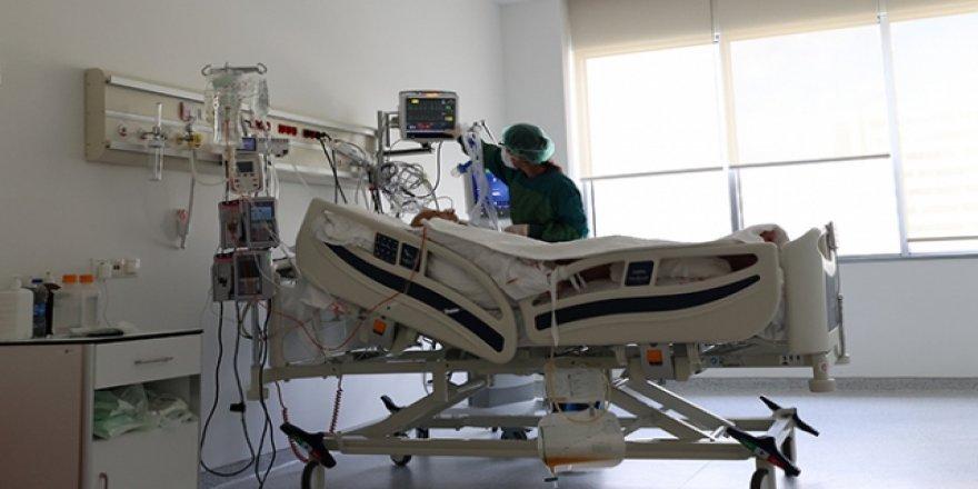 Ankara'da COVID-19 hastalarına ayrılan yatak sayısı artırıldı