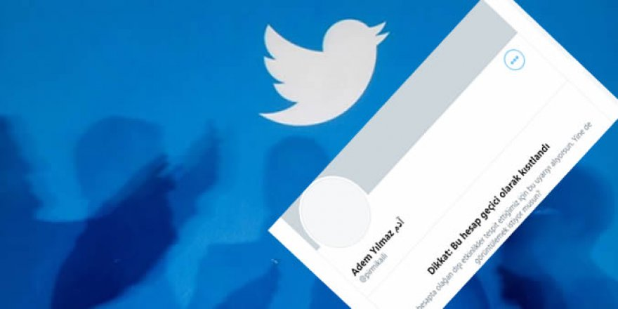 İrancı trollerden gazeteci Adem Yılmaz'a sosyal medya linci