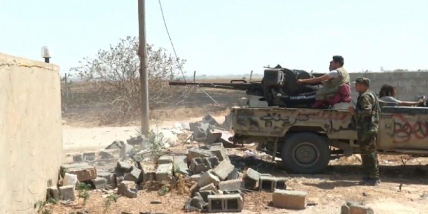 Libya'da gerilim adresi: Sirte