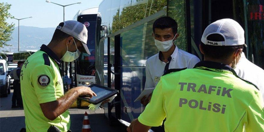 Sokağa çıkma kısıtlamasına uymayan 51 bin 152 kişi hakkında işlem yapıldı