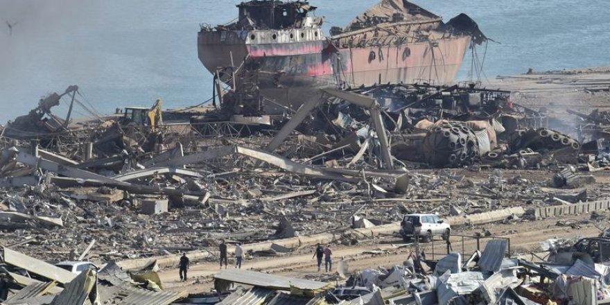 Beyrut'ta patlamanın olduğu bölgelerde hırsızlık olayları başladı
