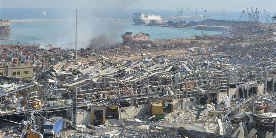 Beyrut'taki patlamanın sonuçları üzerine....