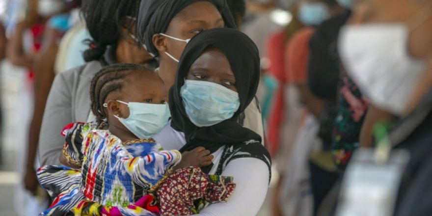 Afrika'da vaka sayısı 1 milyon sınırında