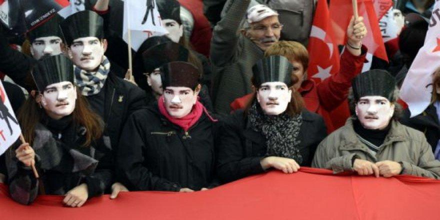 Kemalizmin Türk kimliğini inşa süreci ve Türk inkılapları