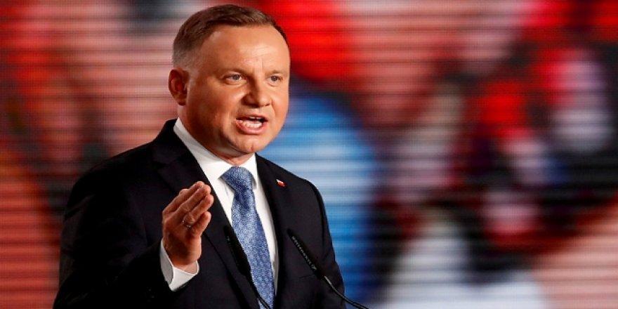 Polonya'da Cumhurbaşkanı Duda'nın 2'nci dönemi başladı
