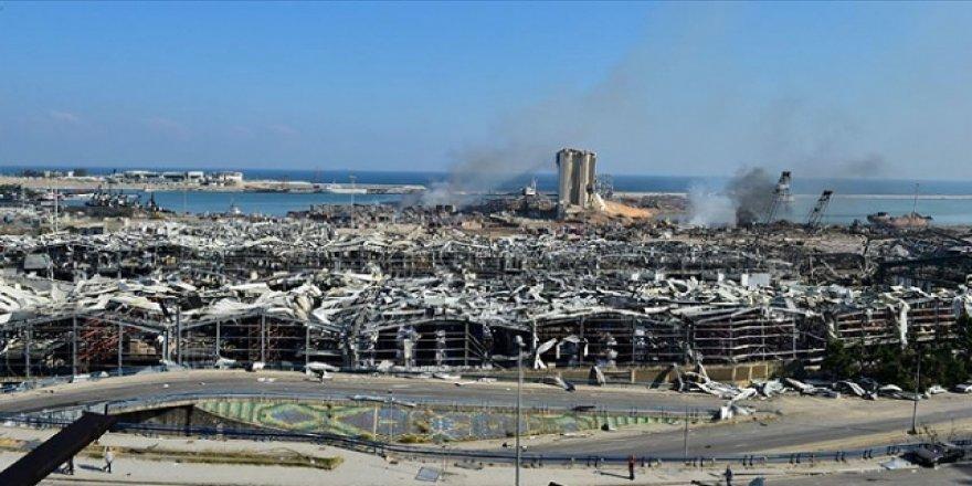 Lübnanlı Bakan: Patlamanın sonuçlarıyla mücadele edecek ekonomik gücümüz yok