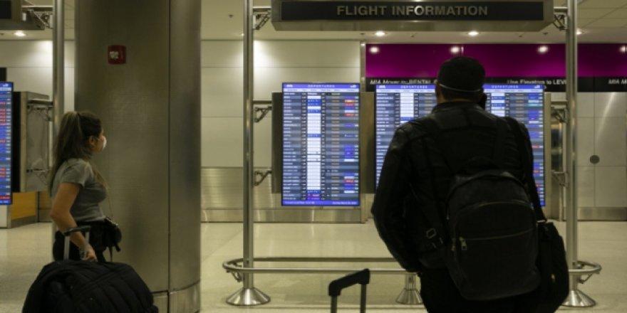 ABD global seyahat uyarısını kaldırdı